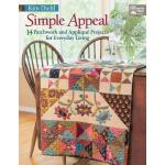 预订 Simple Appeal: 14 Patchwork and Applique Projects for Ev