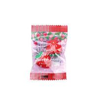 晨光963W2草莓限定橡皮擦水果造型铅笔擦学生橡皮小奖品4包共8块