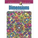 按需印刷 Creative Haven Dimensions Coloring Book