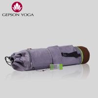 杰朴森高含棉加厚帆布 多功能 瑜伽 背包 瑜珈袋子