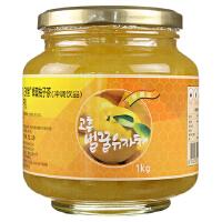 [当当自营] 韩国进口 三熊堂 蜂蜜柚子茶 1kg