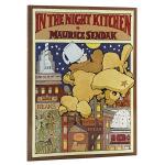 【中商原版】午夜厨房 英文原版绘本 In the Night Kitchen 凯迪克奖银奖 厨房之夜狂想曲 Mauri