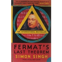 【中商原版】费马最后定理的故事 英文原版 Fermat's Last Theorem  Simon Singh Fourth Estate Ltd