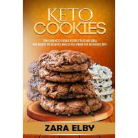 预订 Keto Cookies: Low Carb Keto Cookie Recipes That Are Idea