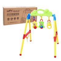 婴儿玩具健身架器新生儿摇铃早教玩具0-3-6-12个月男女孩宝宝