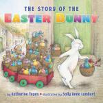 【预订】The Story of the Easter Bunny Board Book