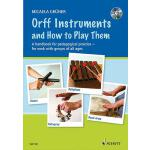 预订 Orff Instruments and How to Play Them: A Handbook for Pe