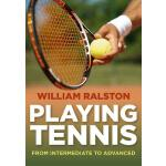 预订 Playing Tennis: From Intermediate to Advanced [ISBN:9780