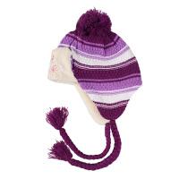 kenmont儿童帽子女童护耳毛线帽可爱针织帽套头帽5995
