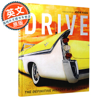 DK 图解汽车进化史 英文原版 Drive: The Definitive History of Driving 18