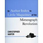 预订 An Author Index to Little Magazines of the Mimeograph Re