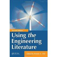 【预订】Using the Engineering Literature, Second Edition 9781439