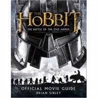 英文原版 霍比特人 Official Movie Guide (The Hobbit: The Battle of th
