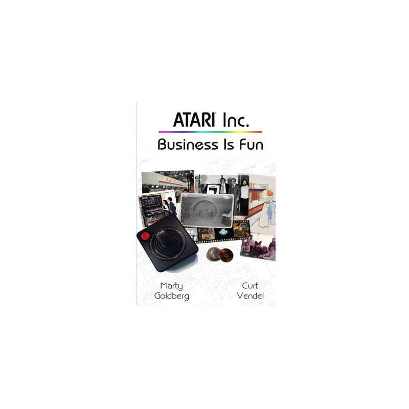 【预订】Atari Inc.: Business Is Fun 预订商品,需要1-3个月发货,非质量问题不接受退换货。
