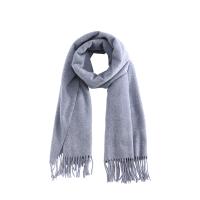【网易严选双11狂欢】100%羊毛 简约纯色围巾