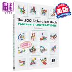 【中商原版】乐高动力组创意搭建指南:奇妙装置 英文原版 LEGO Technic Idea Book: Fantast