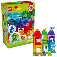 [当当自营]LEGO 乐高 Duplo得宝系列 乐高?得宝?创意箱 积木拼插儿童益智玩具10854