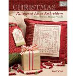 预订 Christmas Patchwork Loves Embroidery: Hand Stitches, Hol