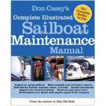 【预订】Don Casey's Complete Illustrated Sailboat Maintenance M