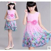 儿童公主连衣裙童装女童户外新款大童10岁12小女孩裙子休闲百搭15韩版时尚
