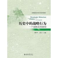 历史中的战略行为:一个战略思维教程(新编国际关系学系列教材)