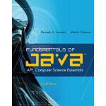 预订 Fundamentals of Java(tm): Ap* Computer Science Essential