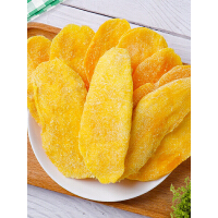 3袋芒果干300g果脯蜜�T散�b水果干泰���L味零食100g小包