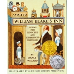 【中商原版】威廉・布莱克旅馆的一次访问 英文原版 A Visit to William Blake's Inn 纽伯瑞