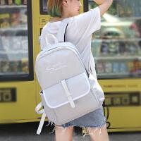高中初中生书包双肩包男女士时尚潮流校园学生背包旅行包