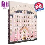 【中商原版】英文原版The Grand Budapest Hotel 布达佩斯大饭店电影影集