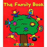 The Family Book 《家》(Todd Parr绘本) ISBN 9780316070409