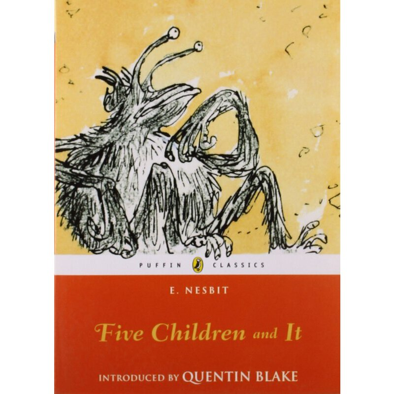 Puffin Classics: Five Children and It    ISBN:9780141321615