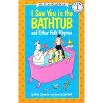 I Saw You in the Bathtub 我看到你在浴缸里(I Can Read,Level 1)ISBN97