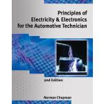 预订 Principles of Electricity & Electronics for the Automoti
