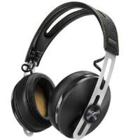 森海塞尔(Sennheiser)MOMENTUM Wireless 包耳式蓝牙无线耳机 主动降噪 黑色 大馒头蓝牙版