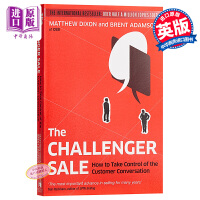 【中商原版】挑�鹫咪N售英文原版The Challenger Sale: Taking Control of the Cu