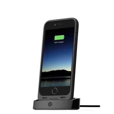 mophie  iPhone6s/6plus移动背夹电源 专用座充(需要配mophie背夹电池使用) 专用背夹快速充电底座背夹需要单独购买