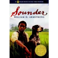Sounder 大嗓门传奇(1970年纽伯瑞金奖) ISBN9780064400206
