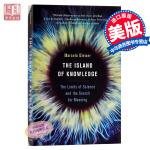 【中商原版】知识岛屿:从科学的极限探求意义 英文原版 Island of Knowledge:The Limits o