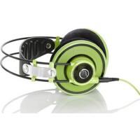 爱科技 AKG Q701 昆西琼斯系列 绿色 备受发烧友好评的畅销款 高端流行人声耳机 美国音乐界教父昆西琼斯参与开发