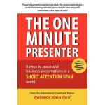 【预订】The One Minute Presenter