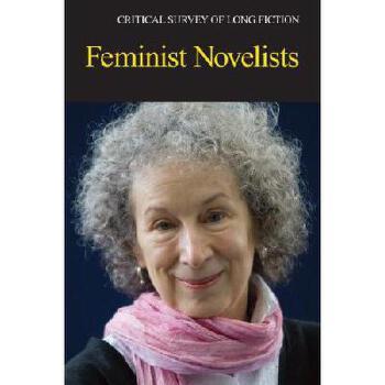 【预订】Feminist Novelists 美国库房发货,通常付款后3-5周到货!
