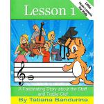 预订 Little Music Lessons for Kids: Lesson 1: A Fascinating S