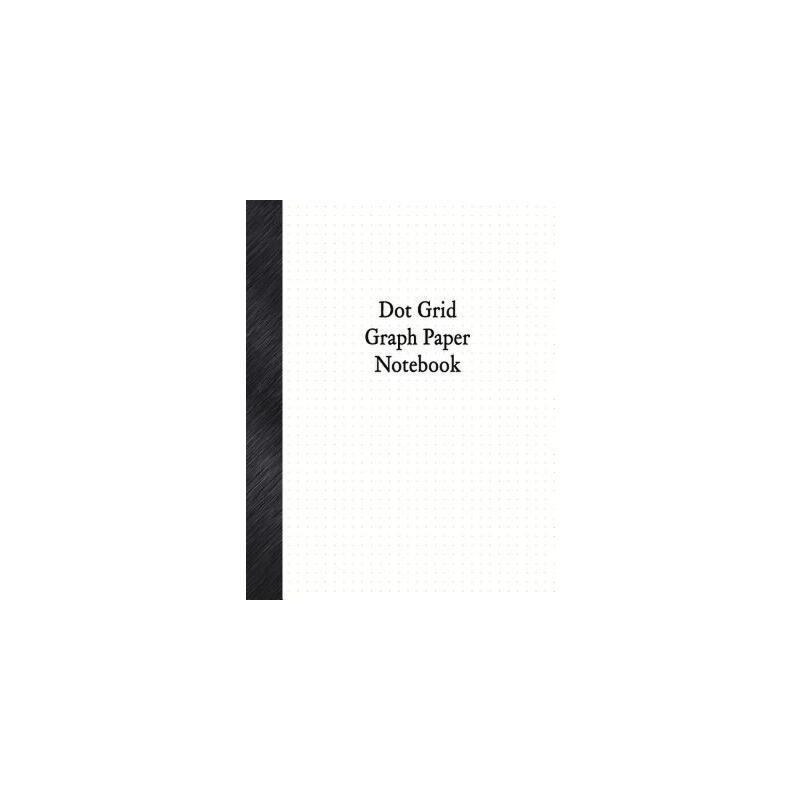 "预订 Dot Grid Graph Paper Notebook: 1/4"" Dot Grid Rule, 80 Pages [ISBN:9781979102605] 美国发货无法退货 约五到八周到货"
