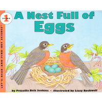 Nest Full of Eggs, A (Let's Read and Find Out) 自然科学启蒙1:一窝鸟蛋
