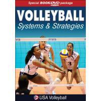 【预订】Volleyball Systems & Strategies [With DVD]
