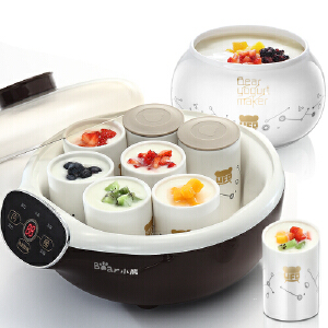 小熊(Bear)酸奶机 家用智能8分杯恒温发酵 米酒机 泡菜机 SNJ-A15E1
