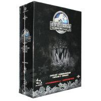 蓝光1-4侏罗纪公园1/2/3/4合集侏罗纪世界高清电影碟片1080P光盘
