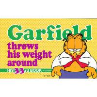 Garfield Throws His Weight Around 加菲猫系列 ISBN9780345427496