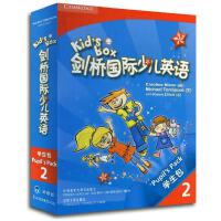 剑桥国际少儿英语 KidsBox 2级 学生包 点读版幼儿园英语教材剑桥国际儿童英语幼儿版PLAYWAY TOENGL
